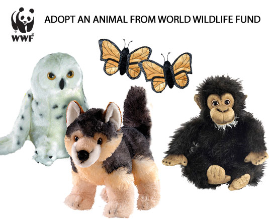 World Wildlife Fund, WWF, Adopt an Animal Program, INHABITAT GREEN HOLIDAY GUIDE, Inhabitat Green Holiday Gift Guide, Gifts that give back, green holiday gifts, green holiday donations, green holiday charity support