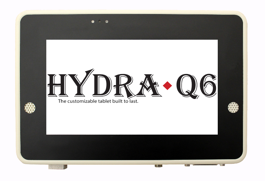 Hydra-Q6 | Rugged Tablet | InHand Electronics