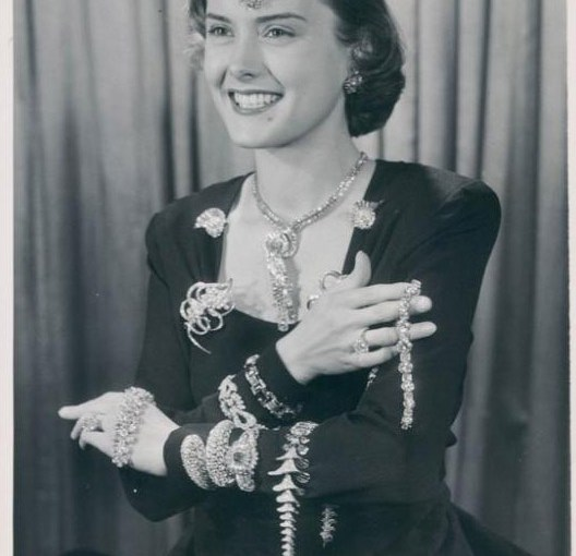 1949 Court Of Jewels Promotional Photo