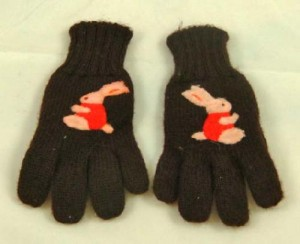 A Challenging Collection: Children's Gloves