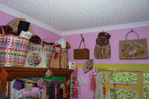 Handbag Collection Drives One Collector Up The Walls
