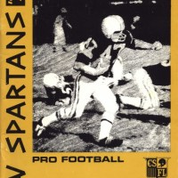 Vintage Central States Football League Yearbook: 1972 West Allis Spartans