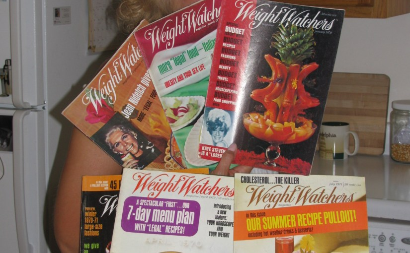 Collecting Cookbooks, Magazines & Ephemera While Losing Weight: An Interview With Retro Mimi
