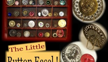 Unique Way To Display Your Button Or Pinback Collection