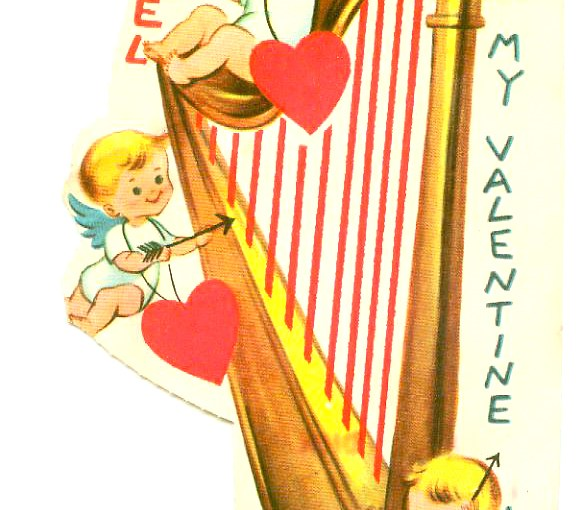Harping On Valentine's Day