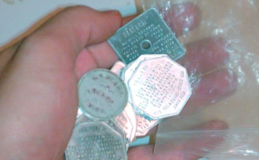 Soapy Money: Coupon Check Trade Tokens