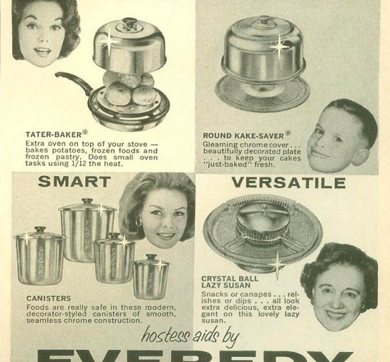 Everedy For Vintage Kitchenalia