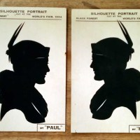 Profiles Behind Vintage Silhouette Artists Are Shady