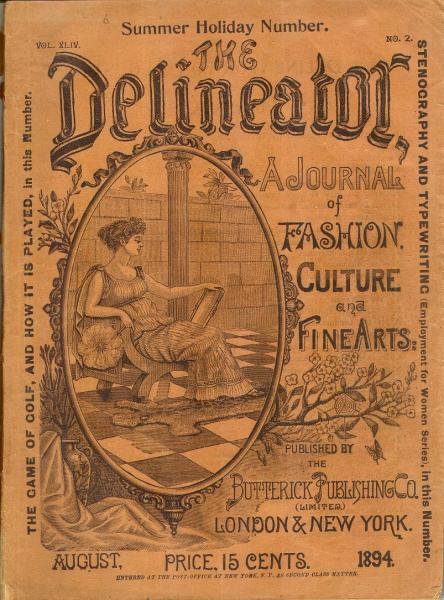 The Delineator August 1894