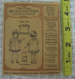 McCall's Printed Patterns