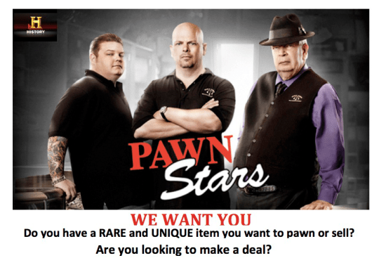 Pawn-Stars-Wants-You