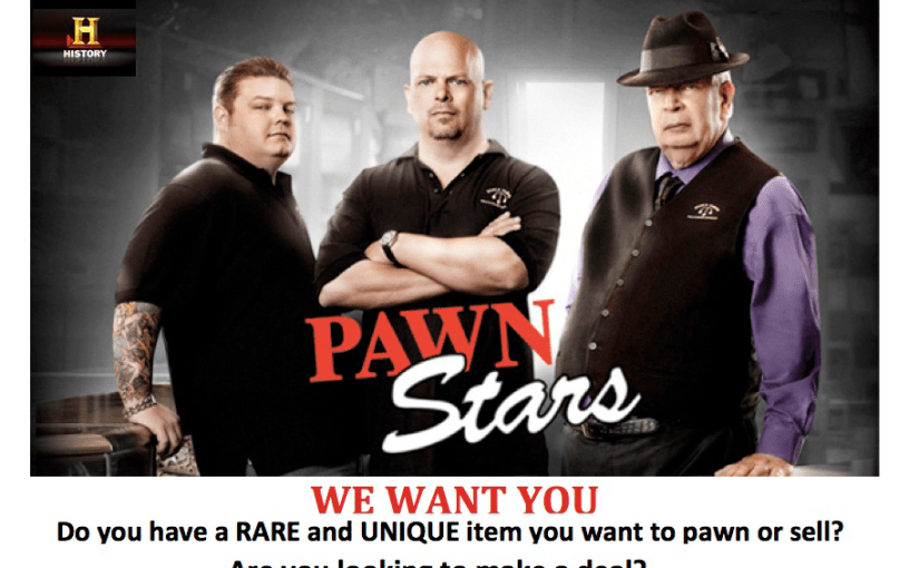 Pawn Stars Casting (An Exclusive Interview)