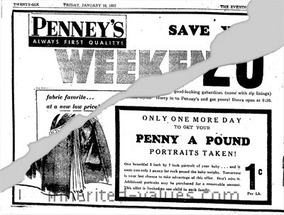 penny-a-pound-ad-january-1952