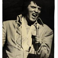 Amazing Authentic Elvis Items Up For Auction!