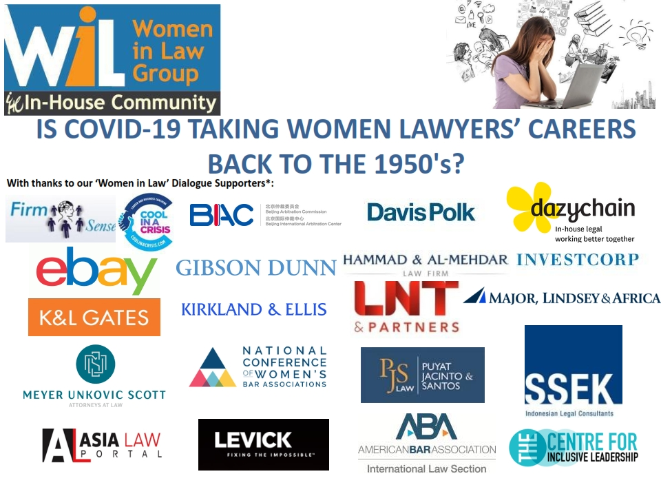 Presentation: Women in Law Dialogue Series - Aug 2020 Webinar - In-House Community