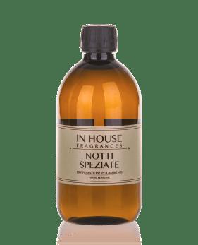 Notti Speziate - Ricarica Profumo 500 ml - In House Fragrances