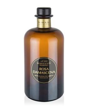 Rosa Damascena - Diffusore vetro 500ml - In House Fragrances Premium
