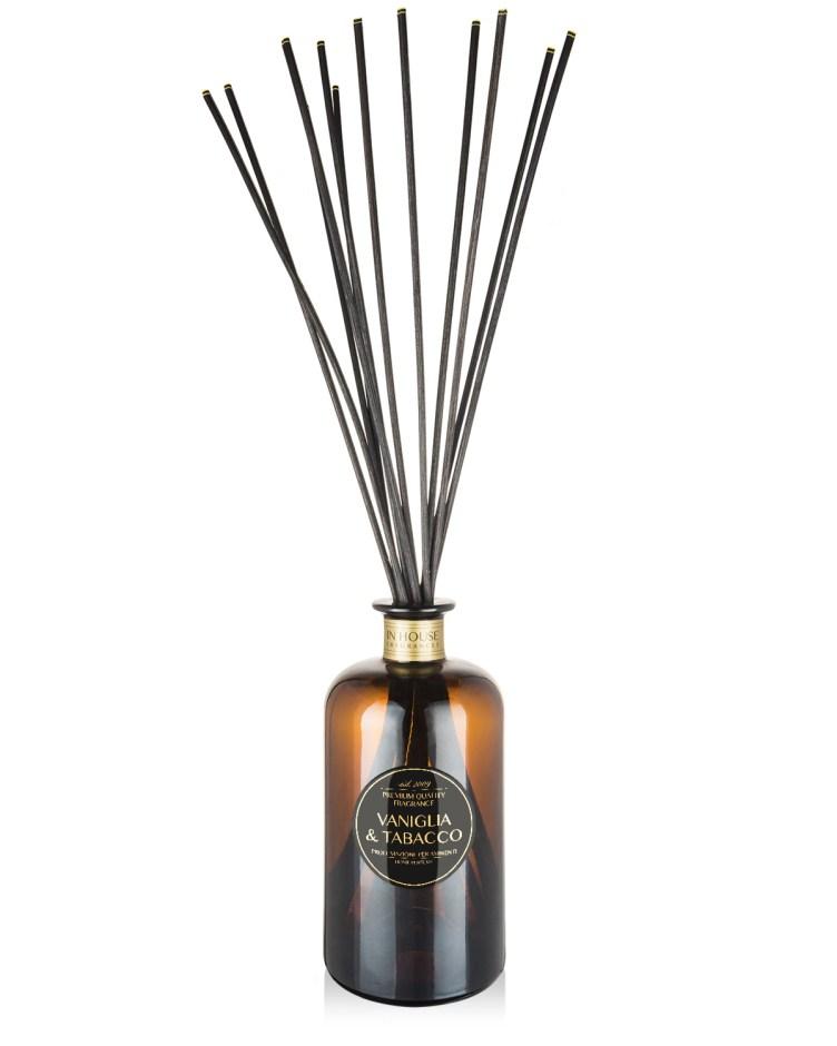 Vaniglia & Tabacco - Diffusore vetro 500ml midollini - In House Fragrances Premium