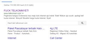 Telkomsel hack