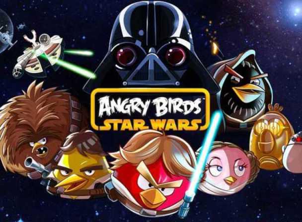 Angry Birds Star Wars: que os pássaros estejam com você!