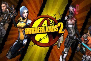 Review nerd Borderlands 2