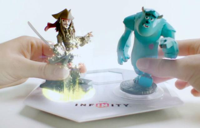 Disney Infinity personagens