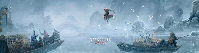 Assassin's Creed IV na China Medieval 011