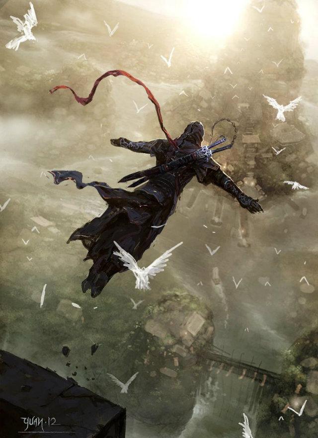 Assassin's Creed IV na China Medieval 015
