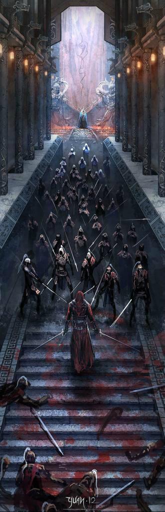 Assassin's Creed IV na China Medieval 018