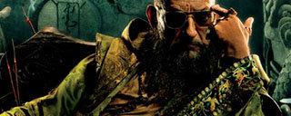 O vilão Mandarim em novo poster de Homem de Ferro 3