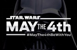 Star Wars Day - May the Fourth be with you!