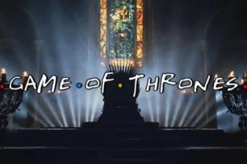 Game of Friends: Abertura de Game of Thrones refeita no estilo do seriado Friends