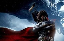CAPTAIN HARLOCK: SPACE PIRATE em um novo e incrível trailer