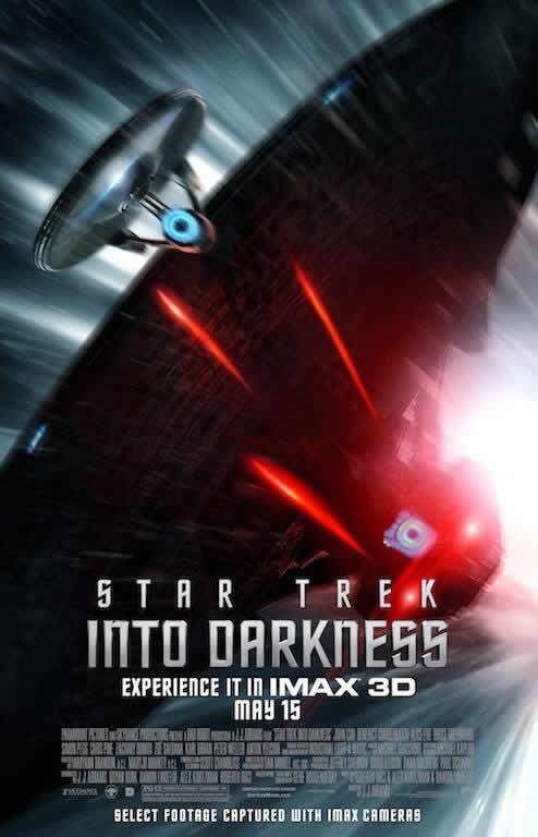 Poster Star Trek: Além da Escuridão