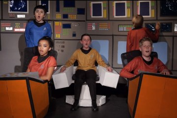 Star Trek - O Musical Escolar