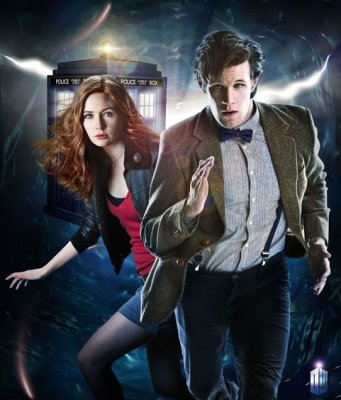 Doctor Who e Ginger