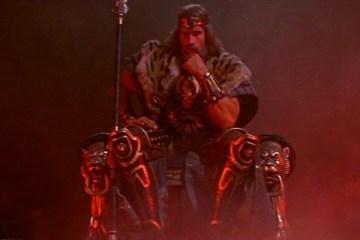 Schwarzenegger voltará a viver Conan no cinema!