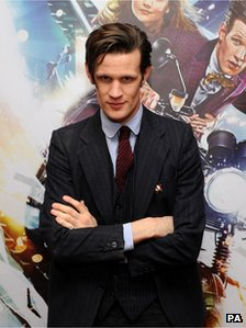 Matt Smith, o 11º Doutor