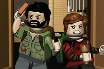 Que tal jogar The Last of Us para Lego?