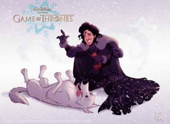 disney_got_jon_snow_by_nandomendonssa-d7fb5m6