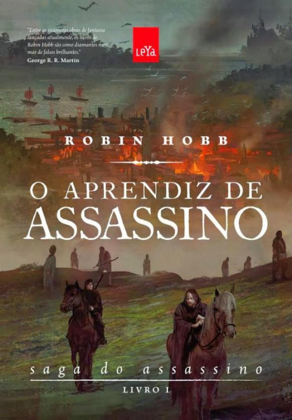 O Aprendiz de Assassino - Robin Hobb