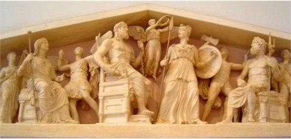 Greek-pantheon-of-the-gods