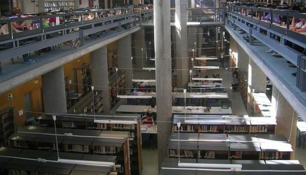 Biblioteca de Humanidades (UAM)