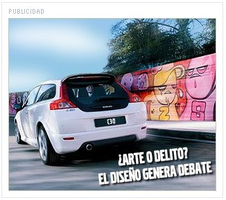 Imagen del anuncio de Volvo