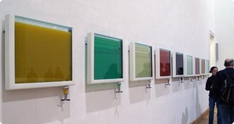 Imagen de la exposición de Hannes Broecker