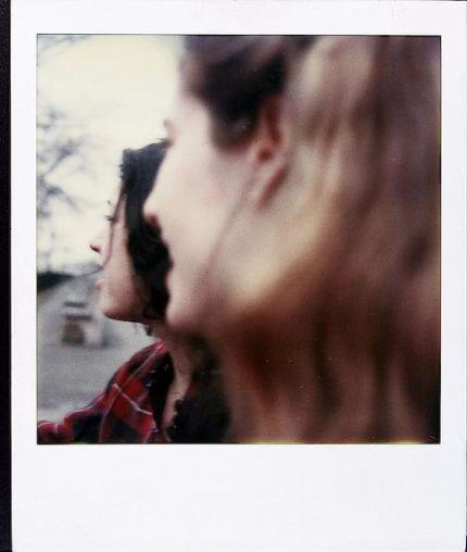 Polaroid tomada por Jamie Livingston en 1979