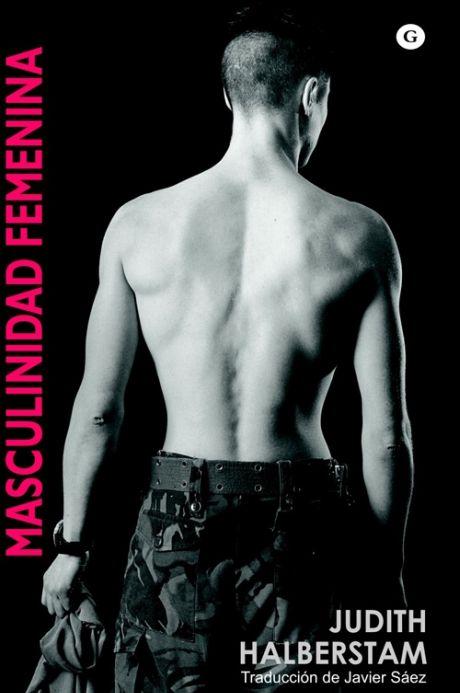 Portada de la edición en español de Masculinidad femenina