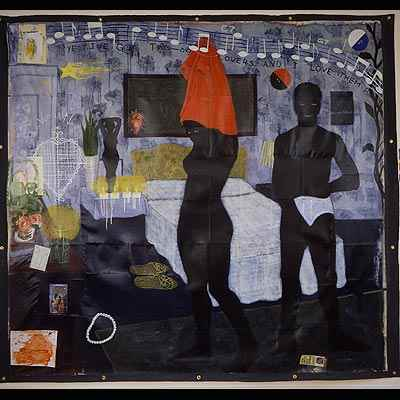 Obra de Kerry James Marshall