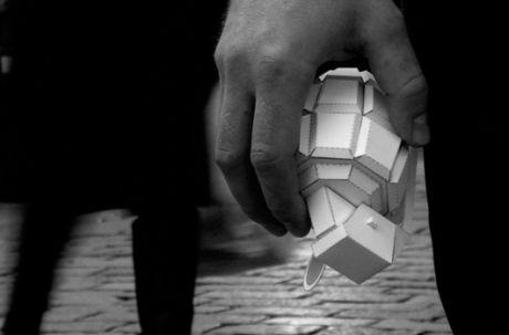 Imagen de la granada Mills de Paper Wars