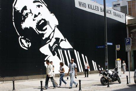 Foto de Who killed Barack Obama de Peter Fuss